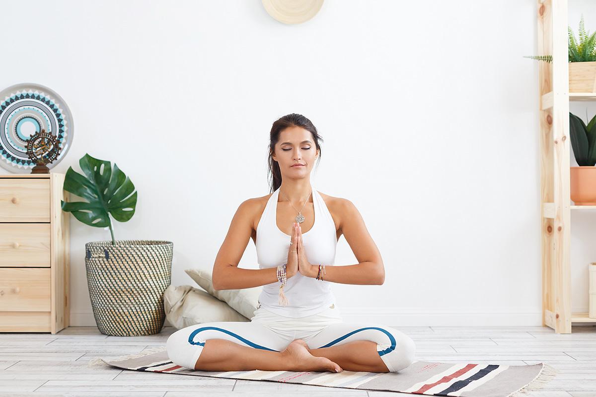 йога для пробуждения