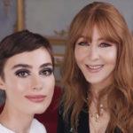 Шарлотта Тилбери показывает, как создать макияж 60-х за 5 минут (видео)