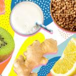 полезные продукты для кожи лица