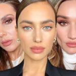 макияж на новый год 2020