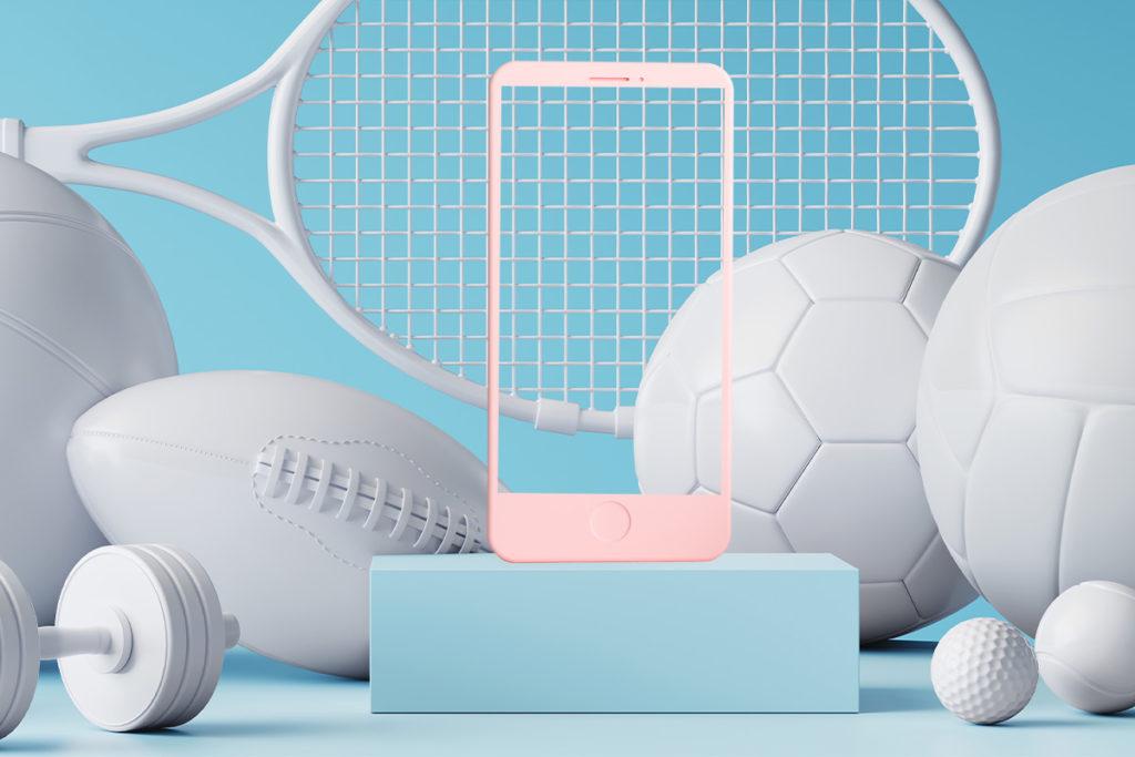 мобильные приложения для спорта