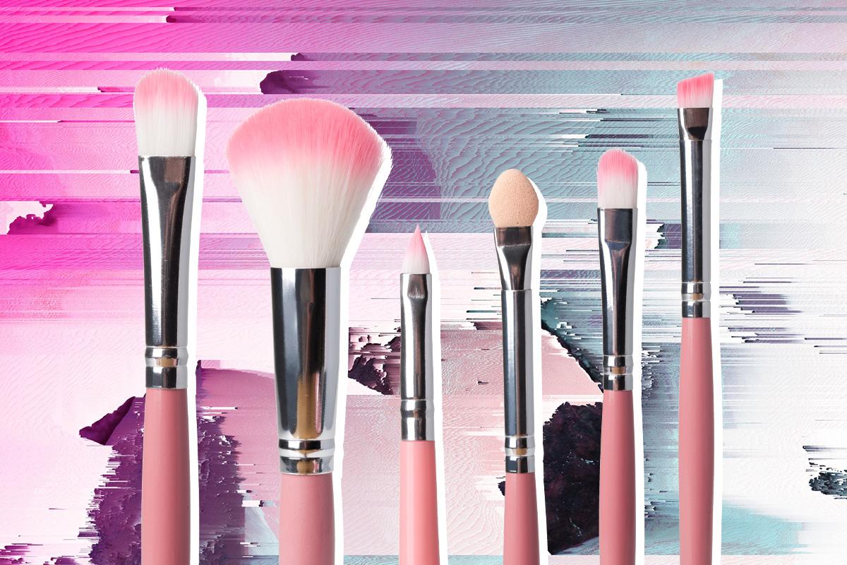 как правильно сушить кисти для макияжа