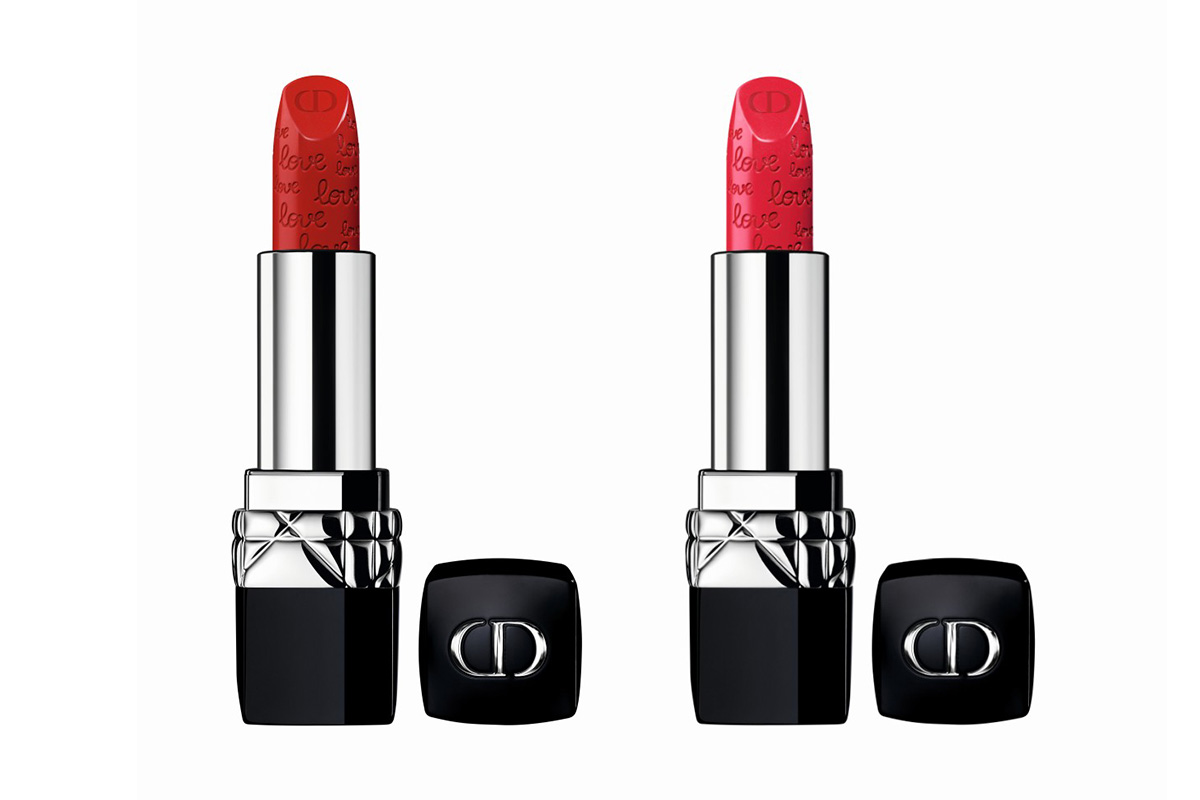 Dior, Rouge Valentine's Day 2020 Limited Edition