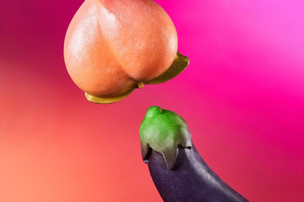 Lush представили сексуальную коллекцию твердого мыла
