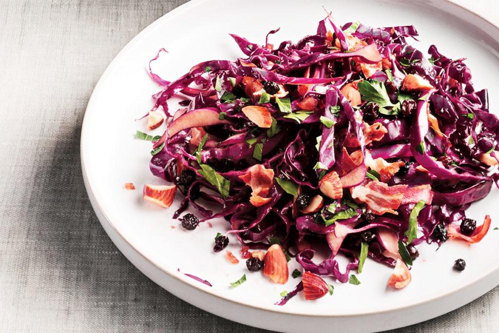 рецепт салатов с яблоком