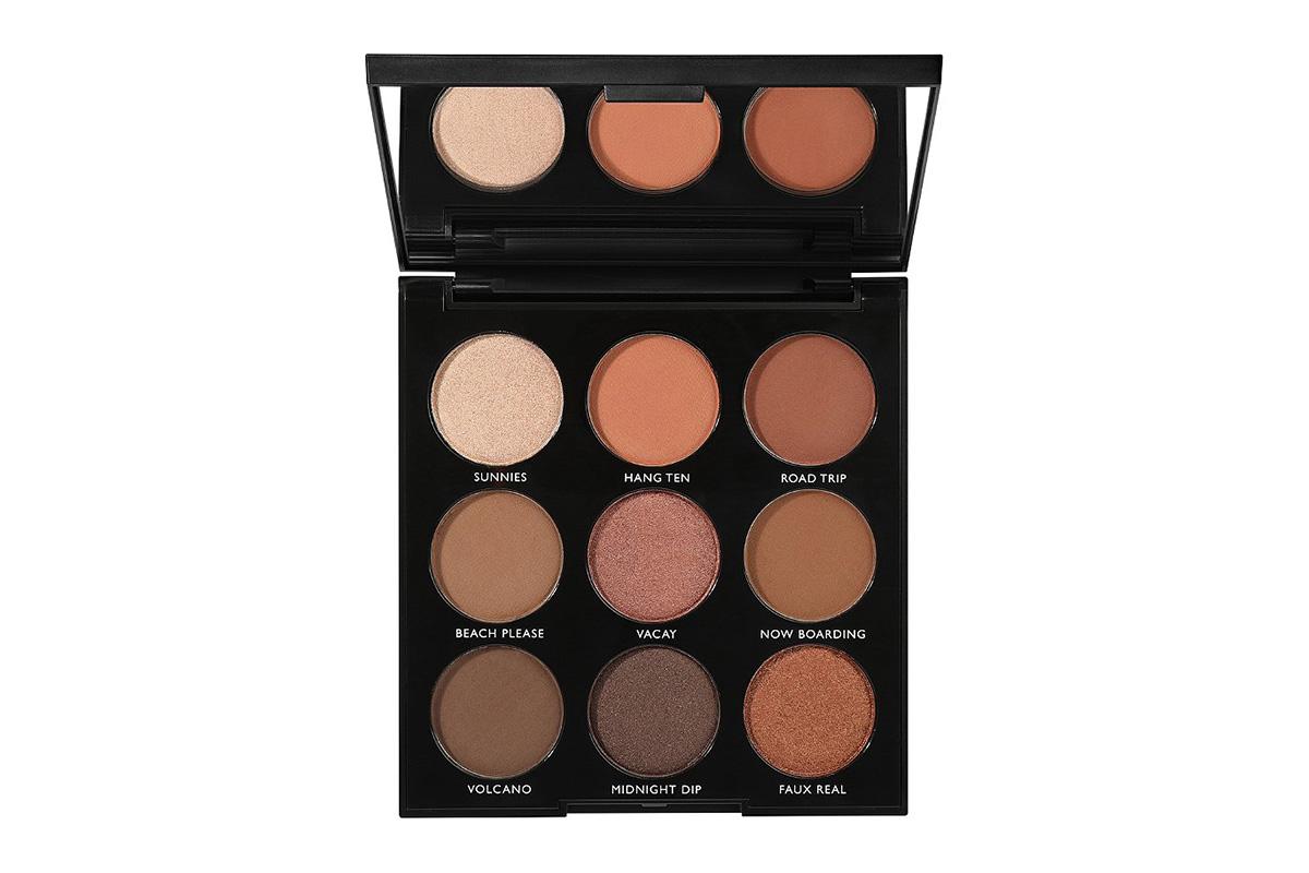 Morphe, 9B Bronzed Babe Eyeshadow Palette