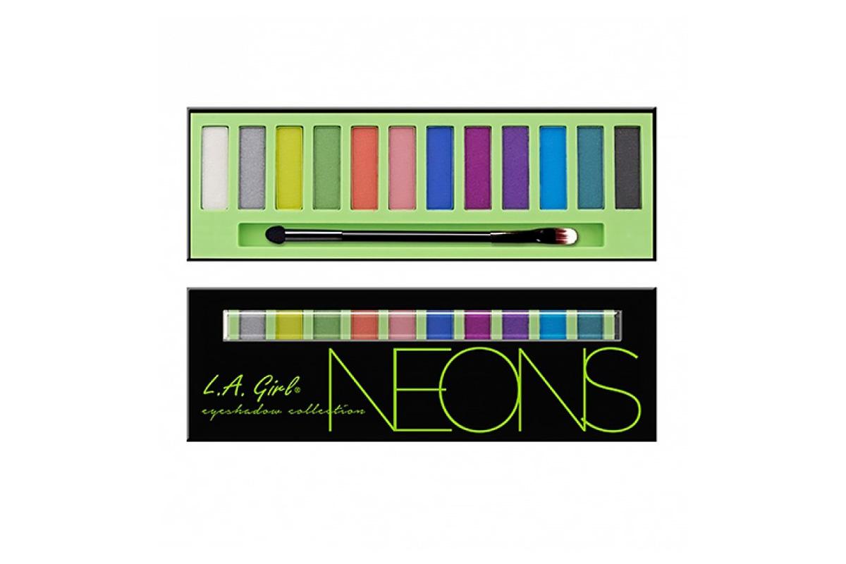 LA Girl, Beauty Brick Neons