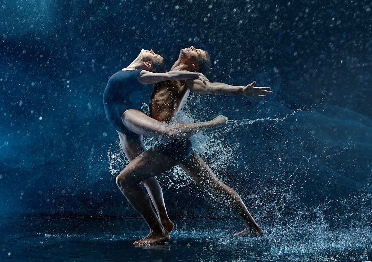 Вечер влюбленных вместе с театром современного танца OSDC