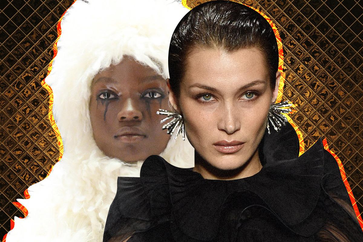 Неделя моды в Милане: главные beauty-тренды сезона осень-зима 2020-2021