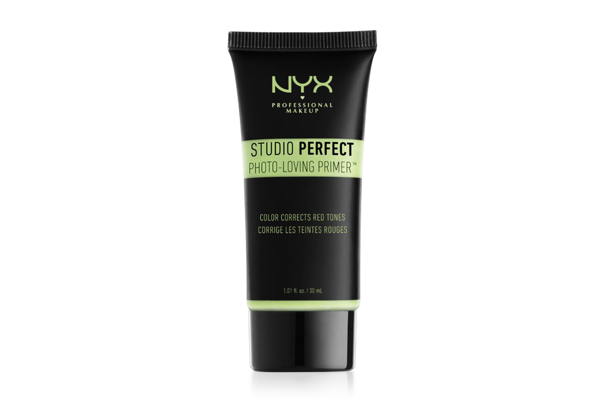 Зеленая база под макияж NYX Professional Makeup Studio Perfect Primer