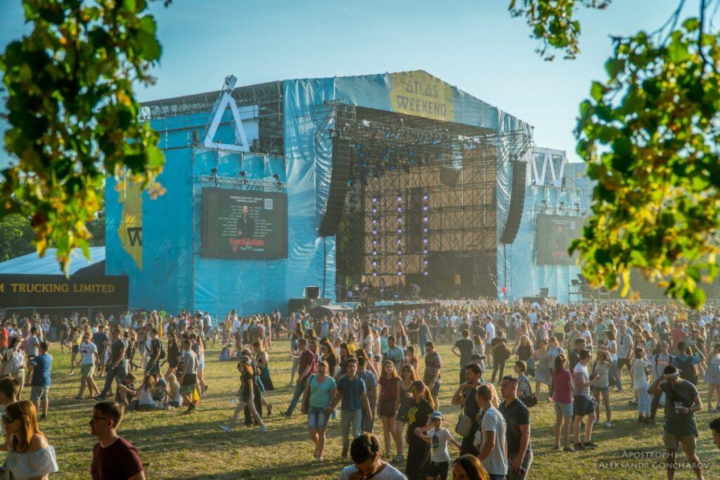 Лучшие фестивали Украины 2020