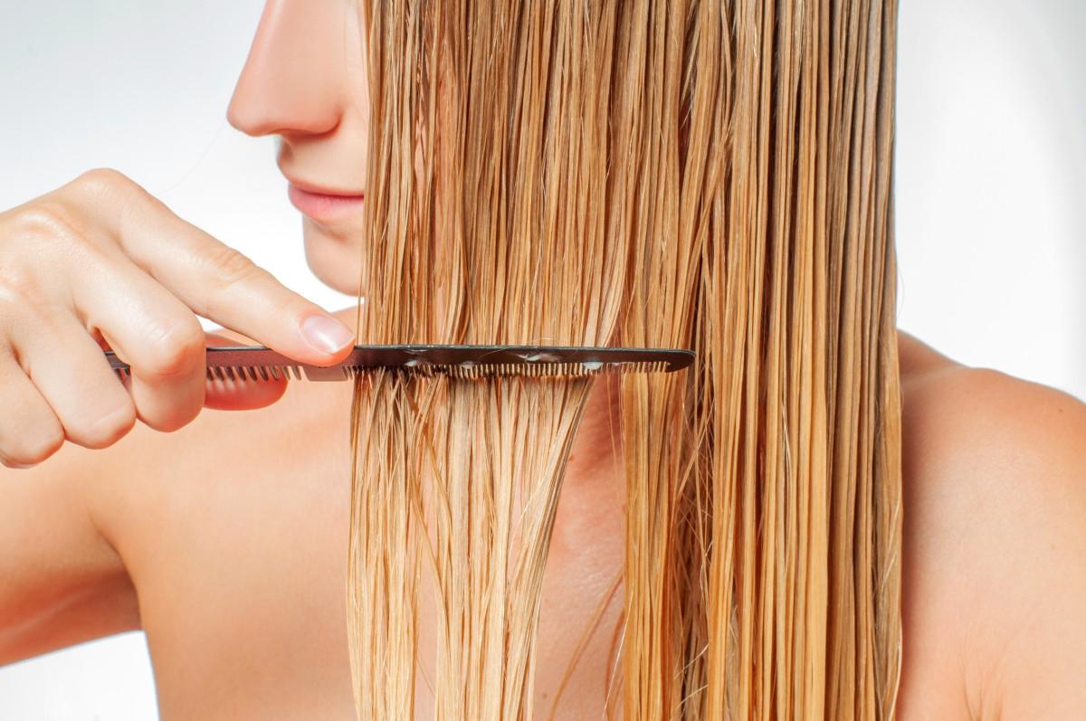 Как сушить волосы без фена
