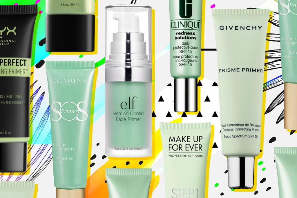 Выбор редакции: лучшие зеленые базы под макияж