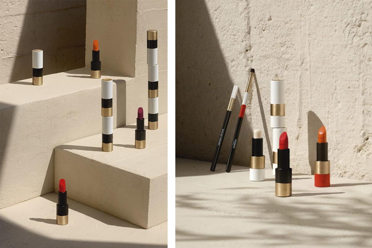 Beauté Hermès представил дебютную коллекцию помад для губ