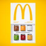 McDonald's выпустил свечи с ароматами ингредиентов для чизбургер