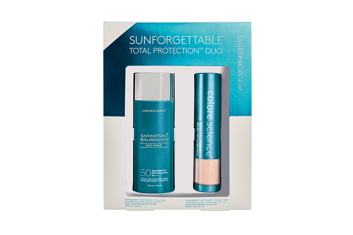Colorescience Sunforgettable Total Protection Duo