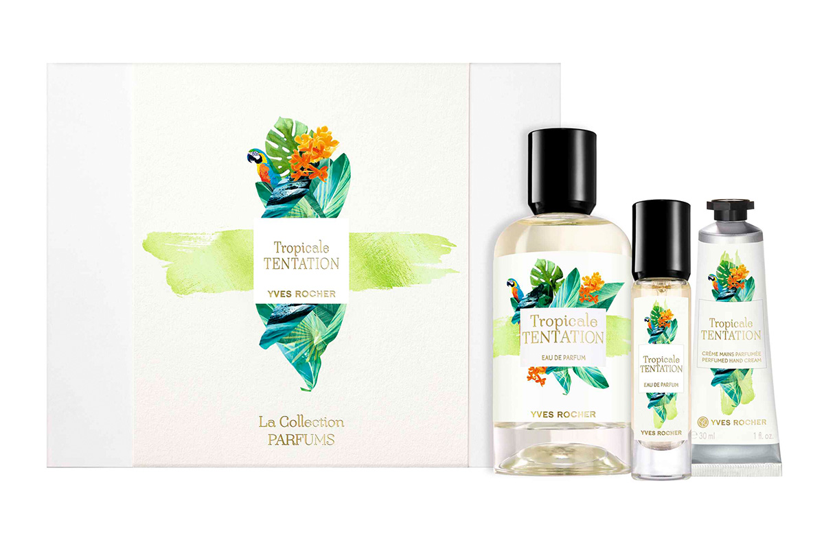 Yves Rocher Tropicale Tentation