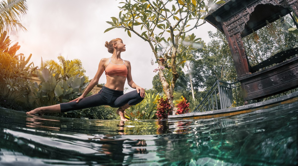 Бали йога-ретрит
