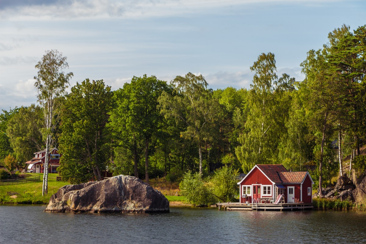 Йога-ретрит в Швеции