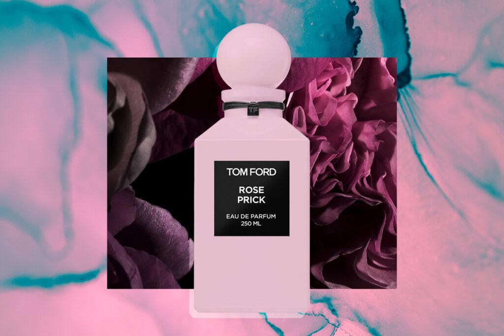 Том Форд представил новый аромат Rose Prick