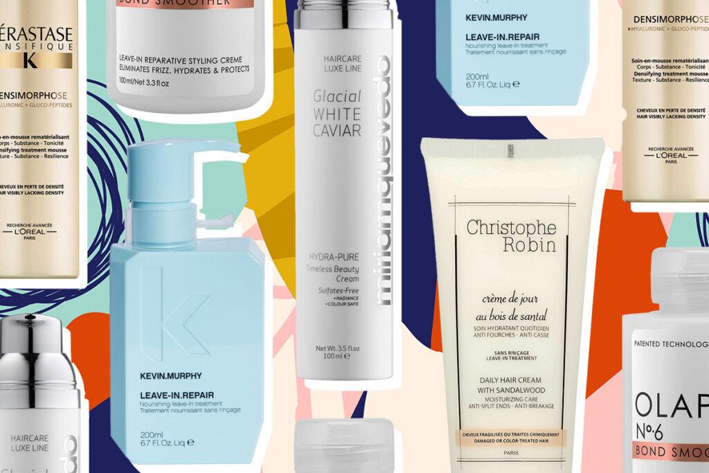 Несмываемый уход для волос: топ-5 крутых средств