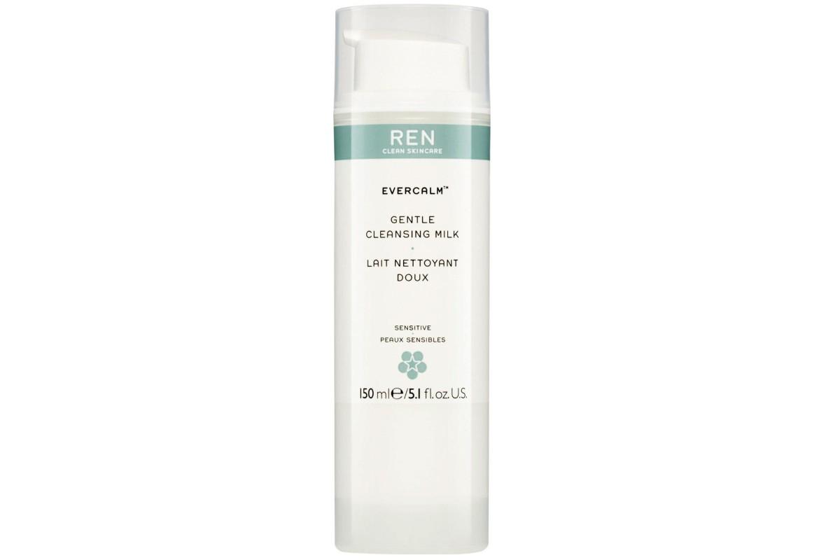 Очищающее молочко для чувствительной кожи REN Clean Skincare Evercalm Gentle Cleansing Milk