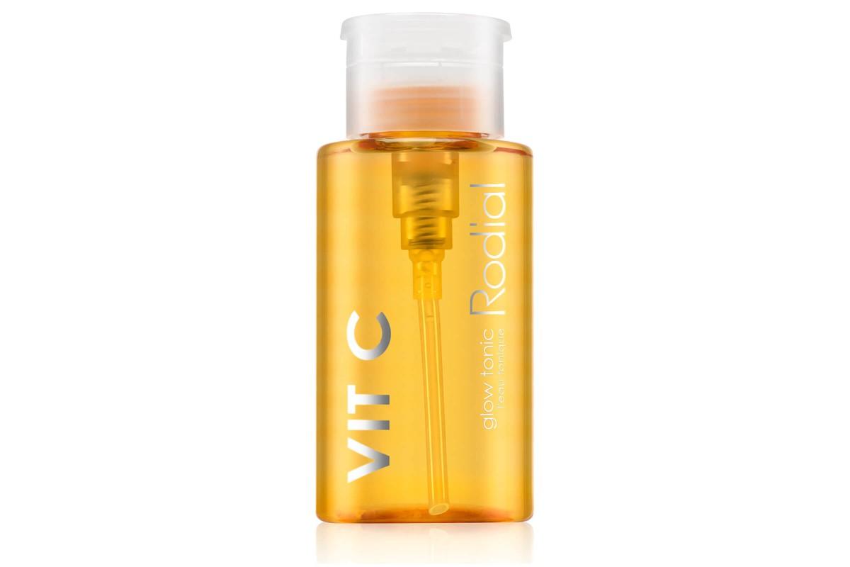 Тоник с AHA-кислотами Rodial Vitamin C Glow Tonic