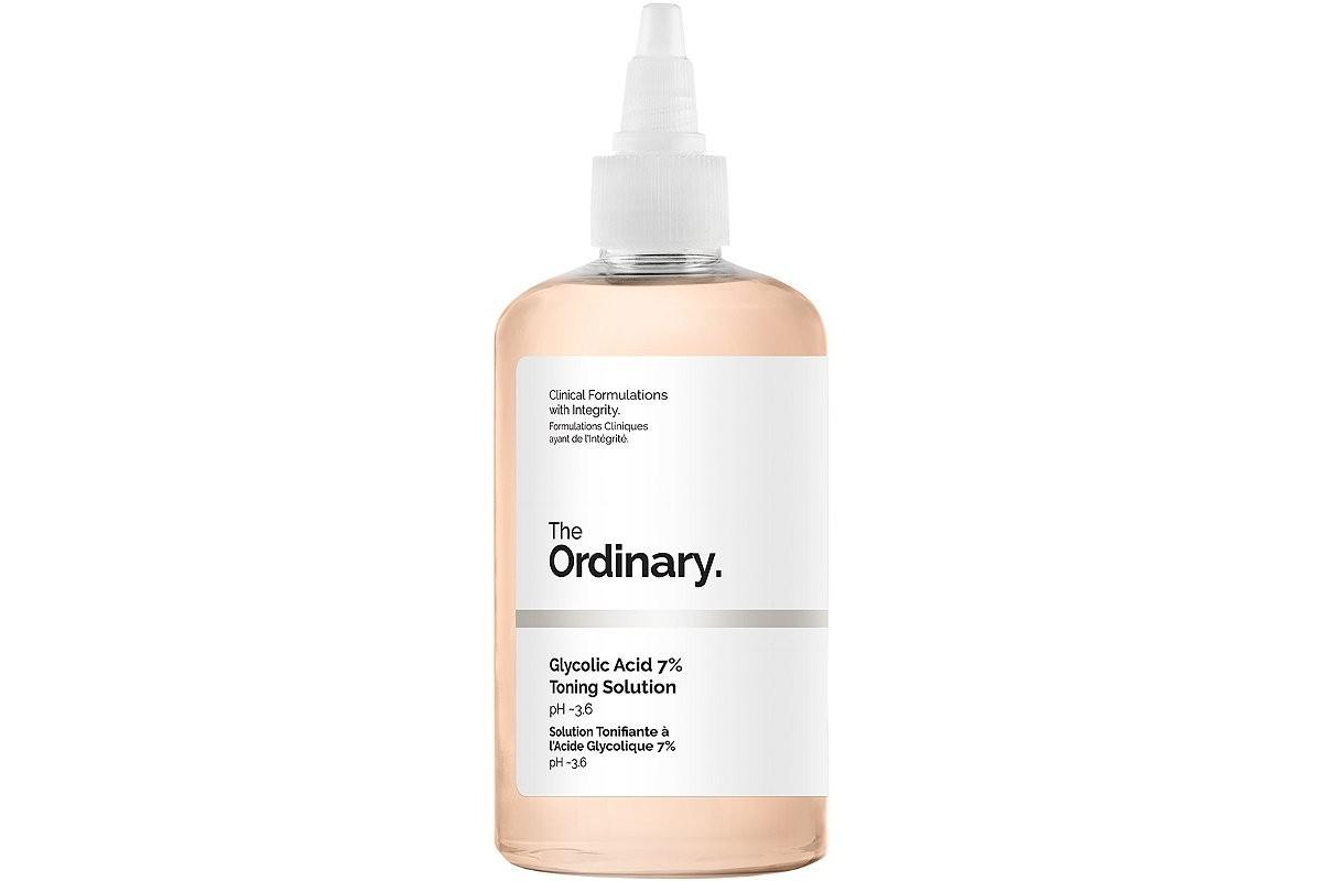 Гликолевый тоник The Ordinary Glycolic Acid 7% Toning Solution
