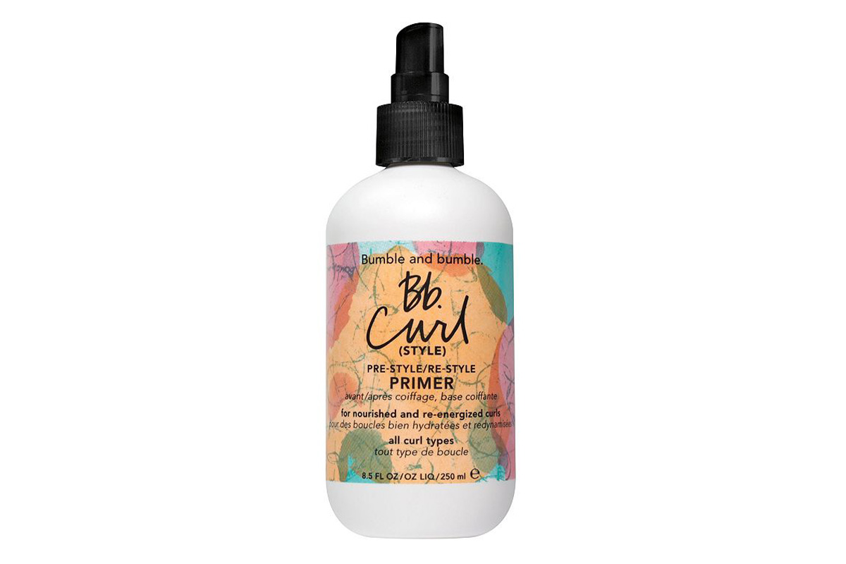 Bumble and Bumble, Curl Style Pre Style Primer
