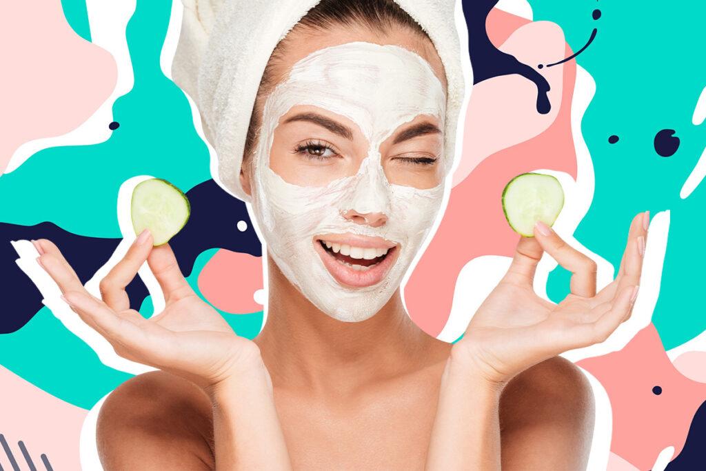 Натуральная красота: маски для лица в домашних условиях