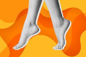 Пилинг для кожи ног: стоит ли пробовать носочки для педикюра