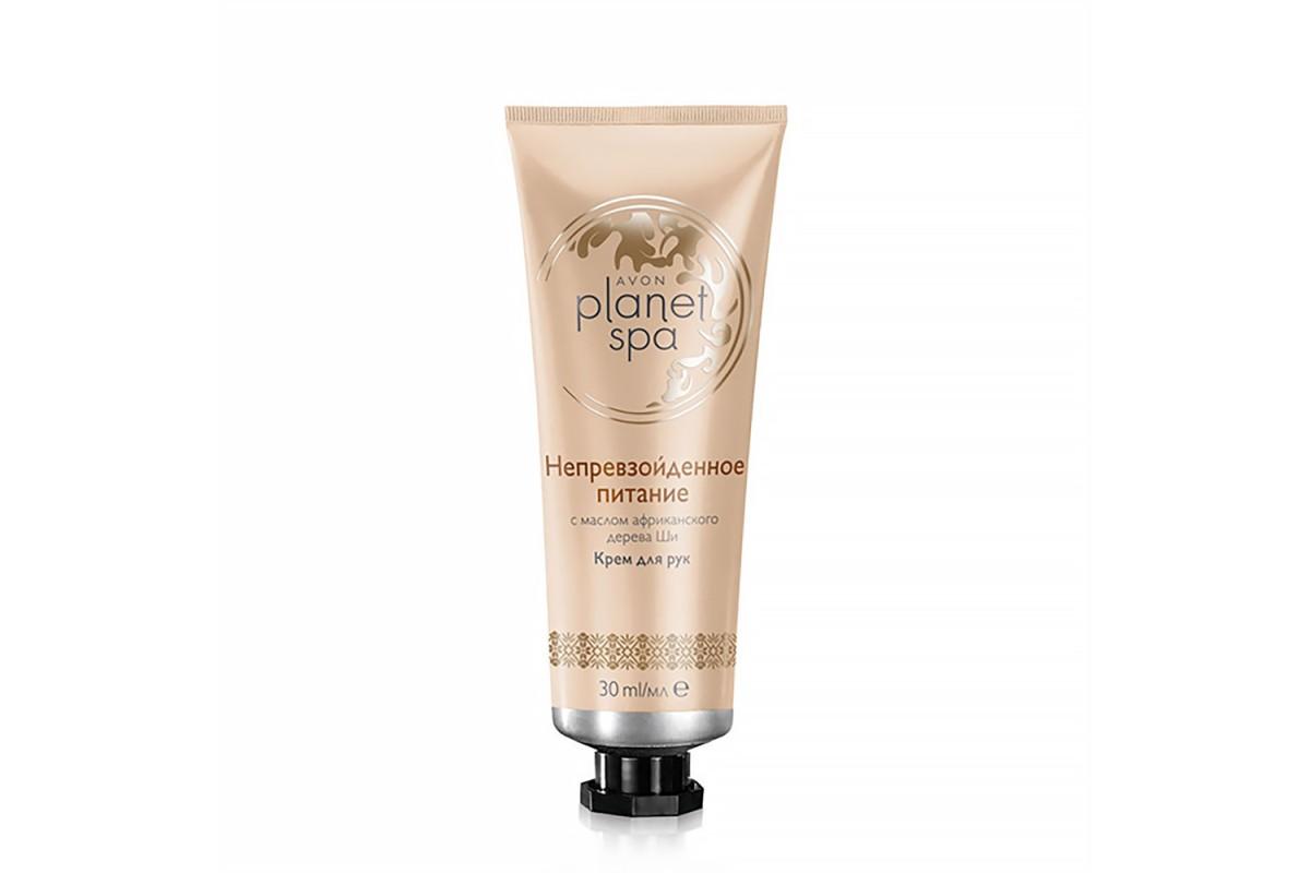 Питательный крем для рук Avon, Planet Spa Cream