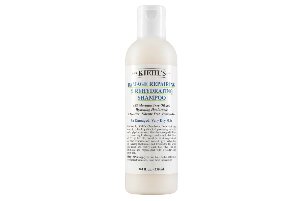 Kiehl's, Damage Repairing Rehydrating Shampoo