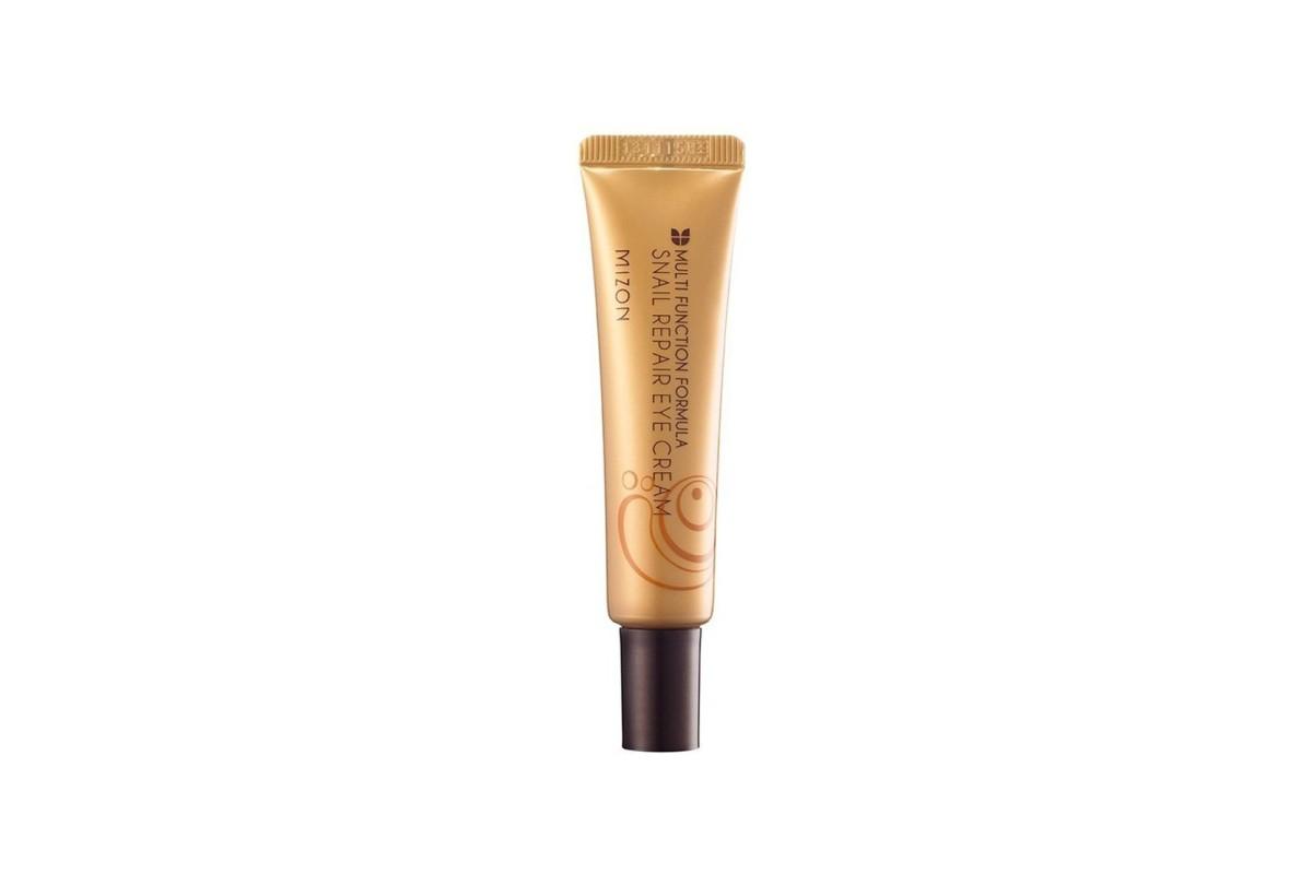 Лучший крем для век увлажняющий Mizon, Snail Repair Eye Cream