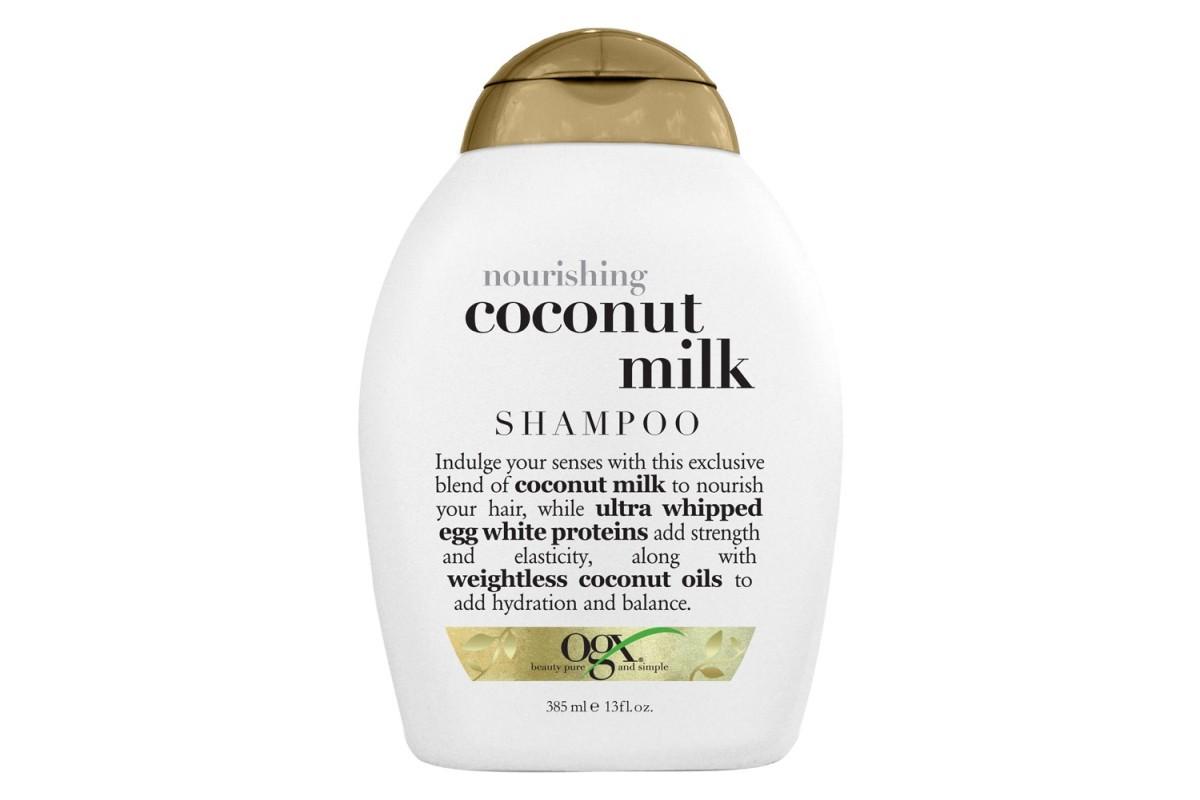 OGX, Nourishing Coconut Milk Shampoo