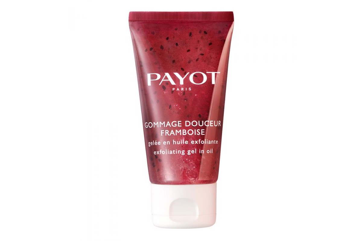 Скраб-гоммаж Payot Gommage Douceur Framboise