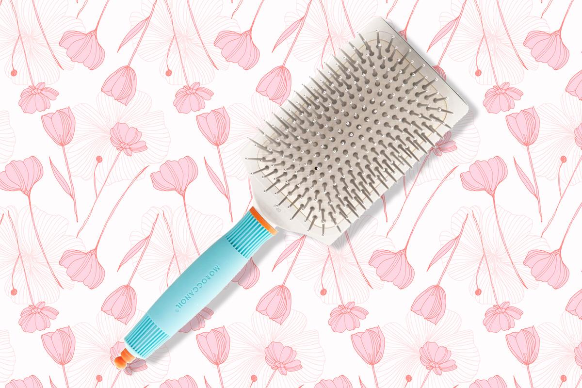 Beauty-марафон на карантине 2020: расческа для волос