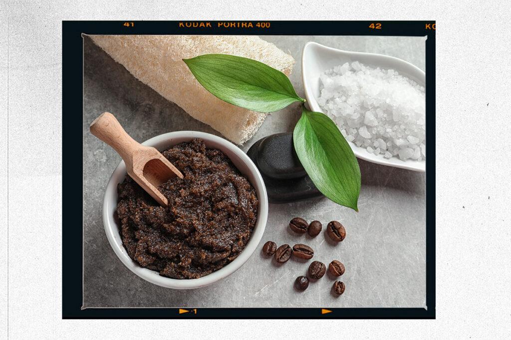 Кофейный скраб от целлюлита в домашних условиях: польза, действие, рецепт