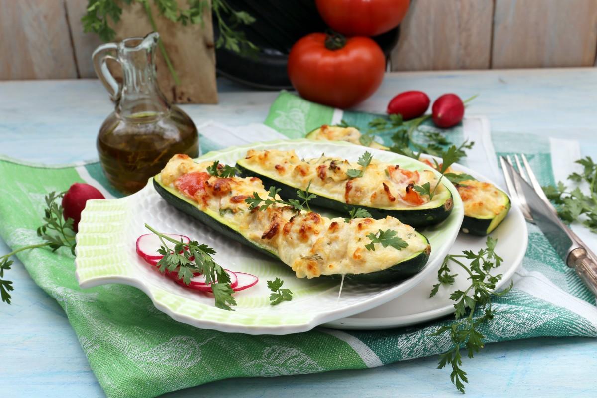 Топ-5 лучших рецептов из кабачков
