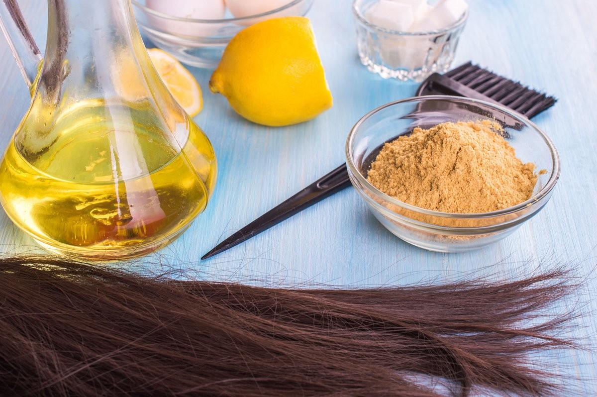 Горчичная маска для волос: домашний рецепт
