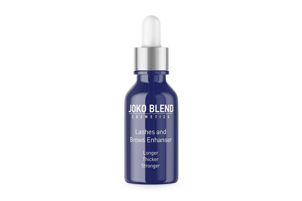 Косметическое масло для роста бровей и ресниц Joko Blend, Lashes And Brows Enhanser