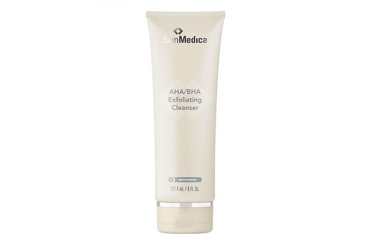 Очищающее средство для лица с кислотами SkinMedica AHA/BHA Exfoliating Cleanser