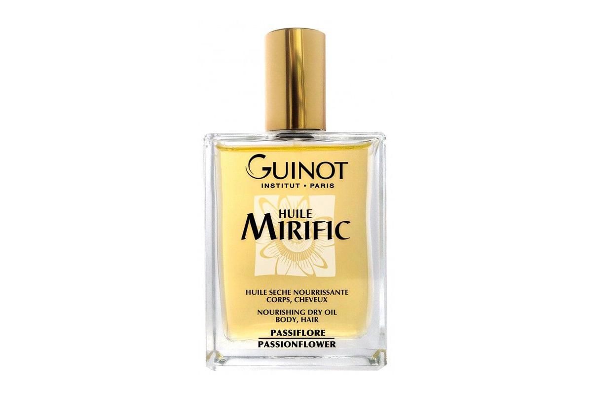 Сухое масло для тела Guinot, Huile Mirific