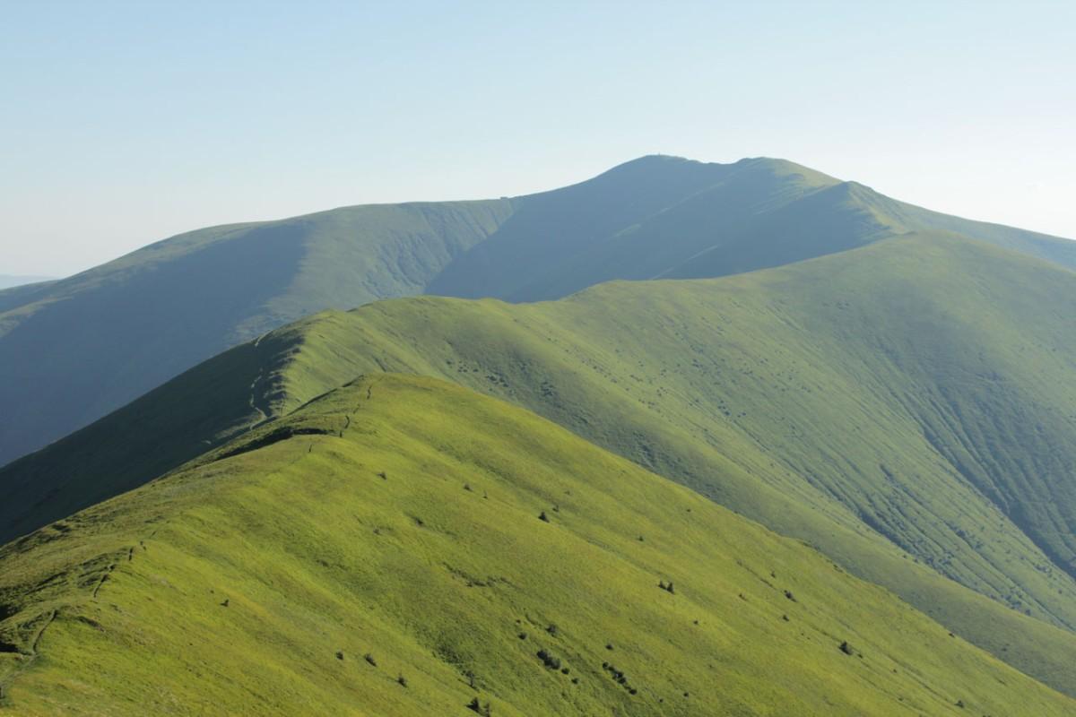 Боржавский хребет