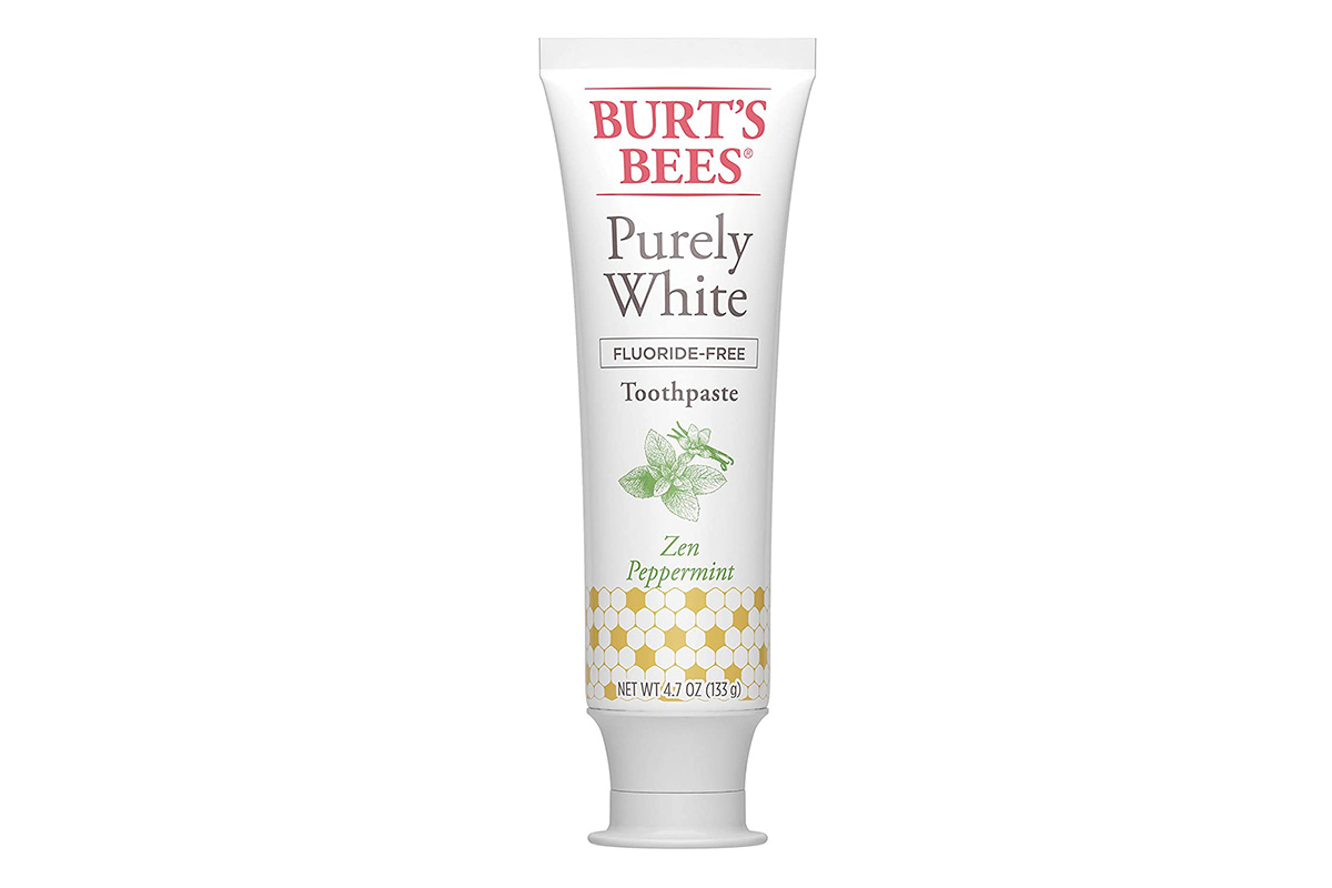 Натуральная зубная паста Burt's Bees, Purely White Toothpaste