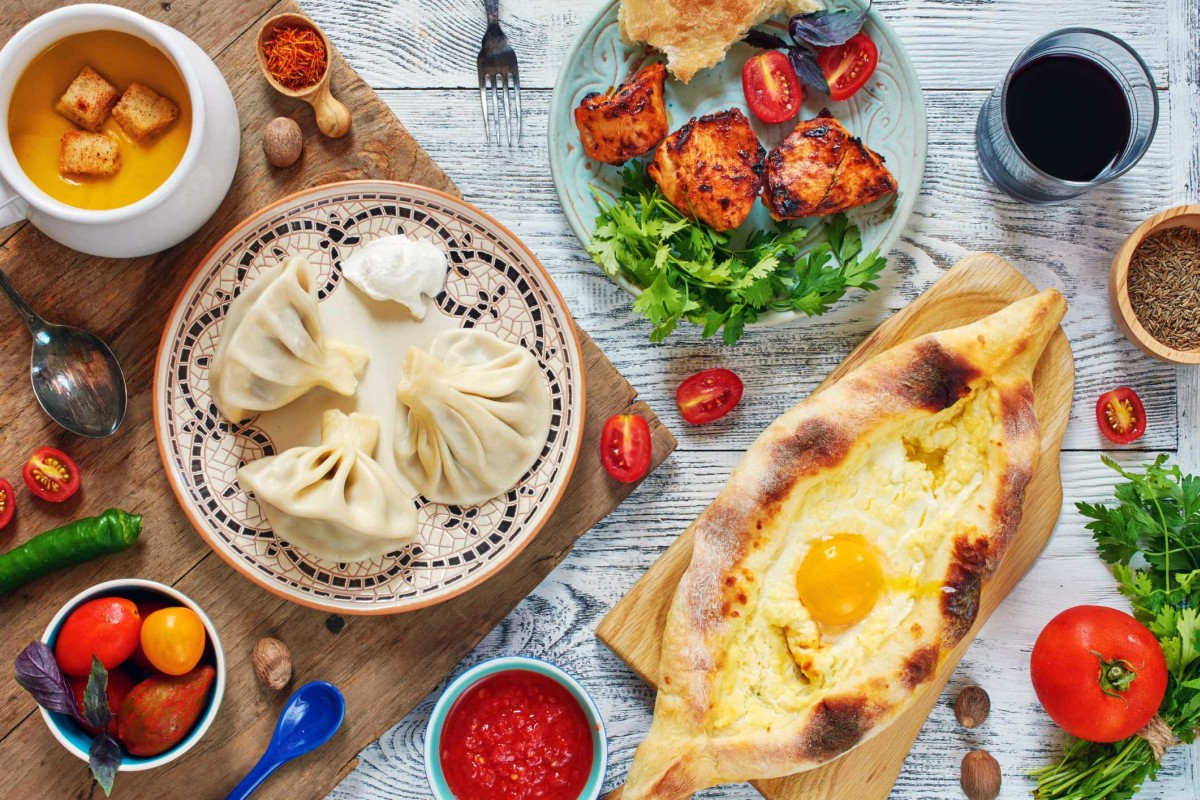 Тест: насколько хорошо вы разбираетесь в грузинской кухне?
