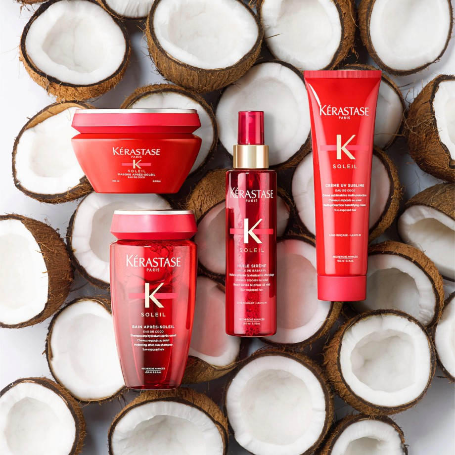 Коллекция для волос Kerastase Soleil Nourishing Collection Summer 2020