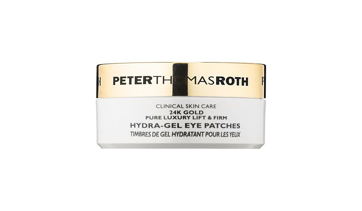 Гидрогелевые патчи для глаз Peter Thomas, Roth 24K Gold Pure Luxury Lift & Firm Hydra-Gel Eye Patches