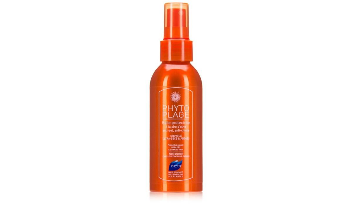 Солнцезащитное масло для волос Phyto Plage Protective Sun Oil
