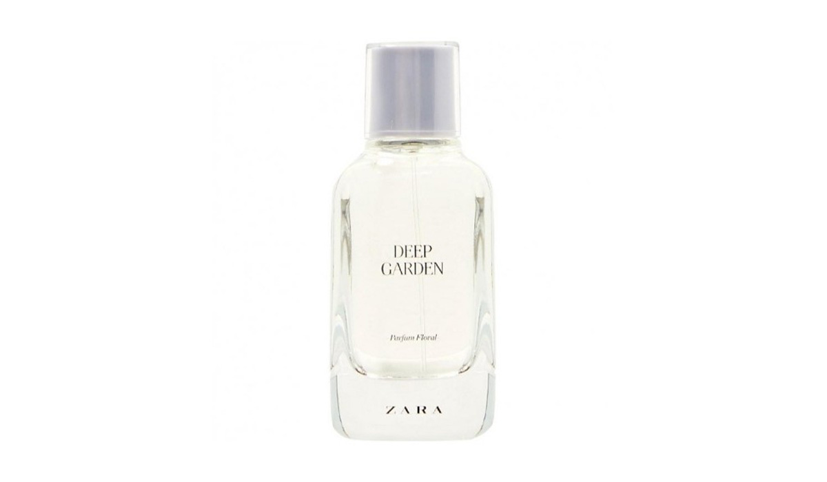 Весенний аромат Zara Deep Garden